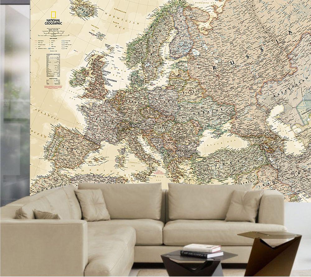 papier in europa