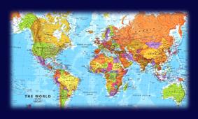 Nastenne Mapy Worldmaps Sk