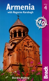 Armenia with Nagorno Karabagh Travel Guide BRADT / 4th 2014