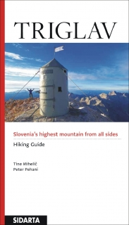 Triglav Hiking Guide / angl 2014