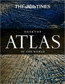 The Times Desktop Atlas of the World / anglicky